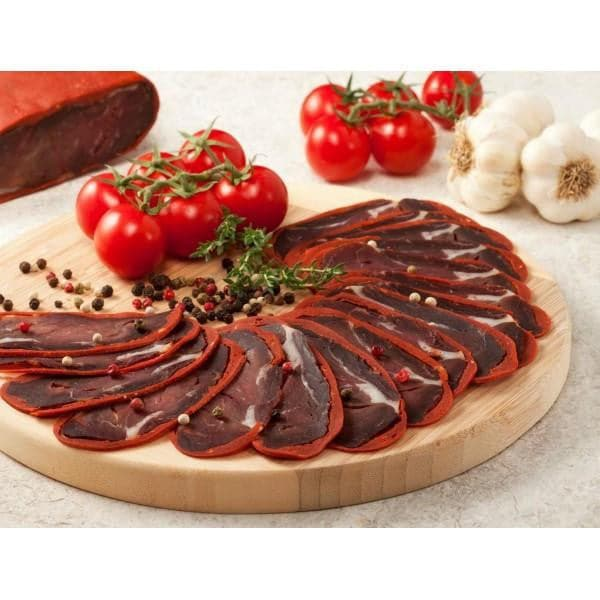 Pastirma (cured beef) - Turkish Mart