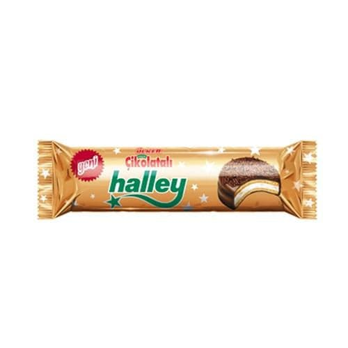 Ulker Halley Chocolate 77g