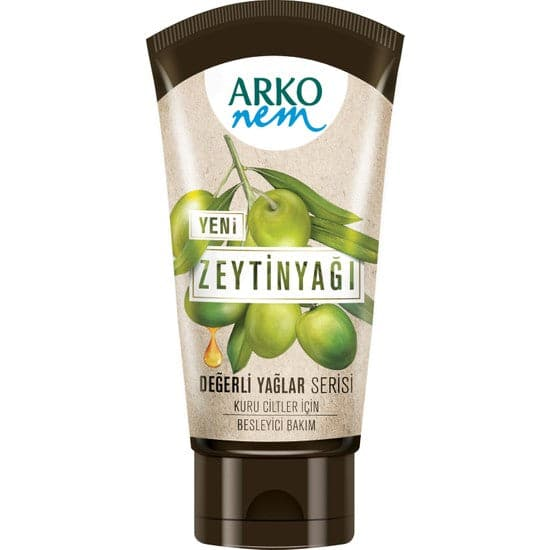 "Arko ""NEM"" Olive Oil Cream -60 ml - Turkish Mart"