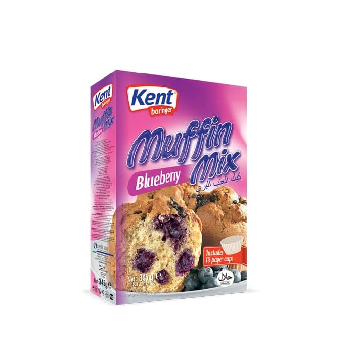 SALE Muffin Mix with Blueberry - 345gr