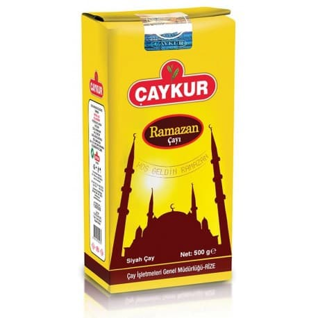 "Caykur ""RAMAZAN""  Black Tea - 500 g - Turkish Mart"