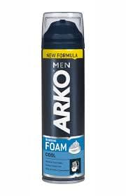 "Arko Shaving Foam ""tras kopugu"" Cool - 194g - Turkish Mart"