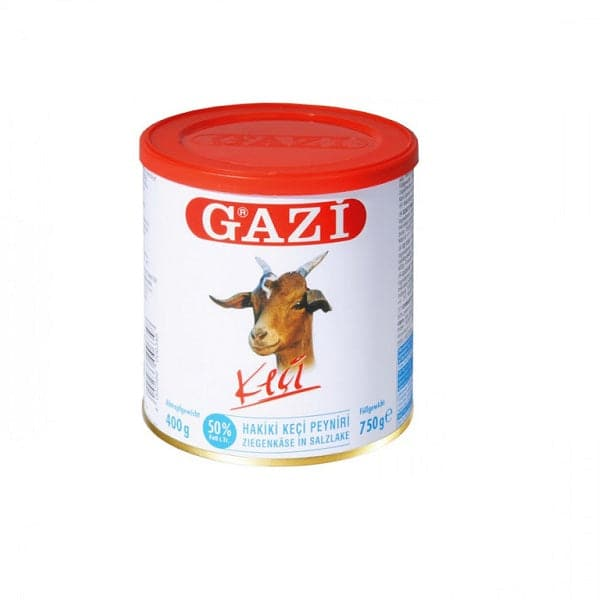 Gazi Goat's Milk Cheese 50% - 750g