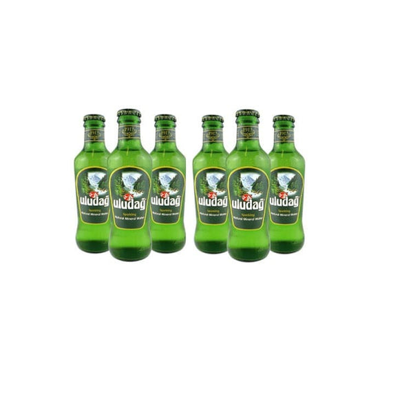 SALE Uludag Mineral Water (maden suyu) - 200 ml/6 pack