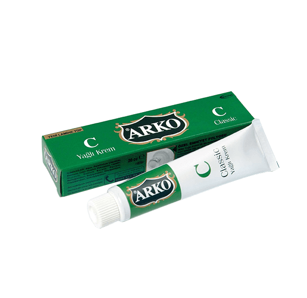 Arko Classic Oily Cream - 20cc - Turkish Mart