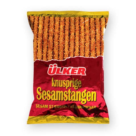Ulker Sesame Breadsticks 125g - Turkish Mart