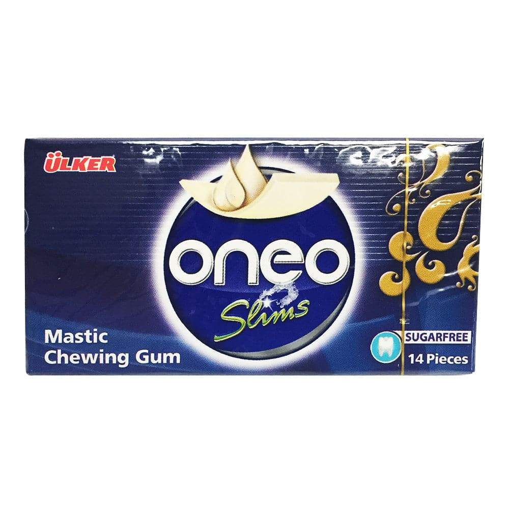 Ulker Oneo Slims Mastic Chewing Gum