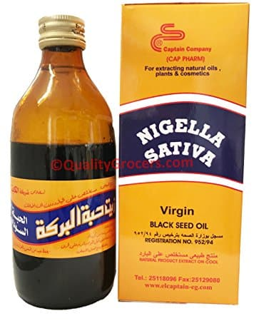 Black Seed Oil (Corekotu yagi) - Turkish Mart