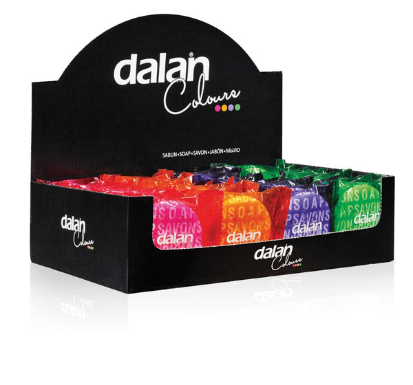 "Dalan Colours ""36bars x 40g""  - Display box - Turkish Mart"