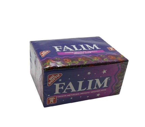 Falim - Forest Fruit Gum (100 piece) - Turkish Mart