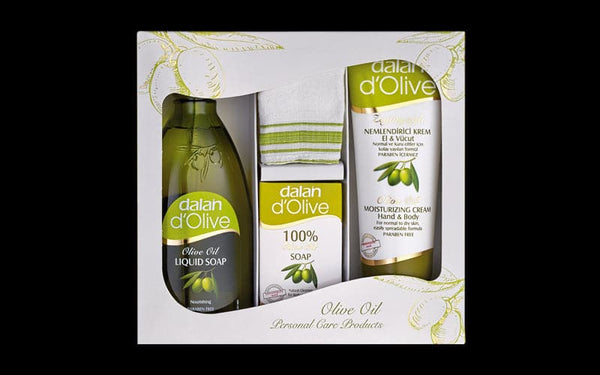 Dalan d'Olive Gift Set (large) - Turkish Mart