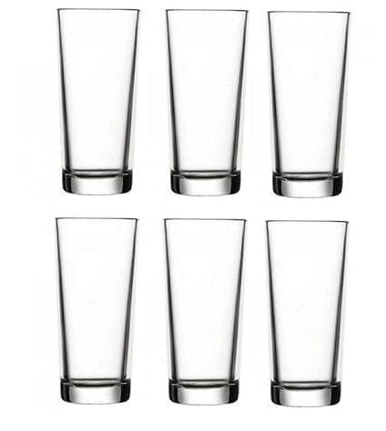 Raki Glass Set of 6 (raki bardagi)