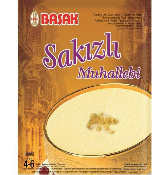 Basak Muhallebi With Mastica - 150g - Turkish Mart