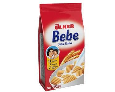 Ulker Bebe Biscuits - 400Gr - Turkish Mart