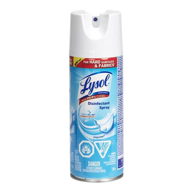 "Lysol Disinfectant Spray ""All in One"" spring waterfall - 539g - Turkish Mart"
