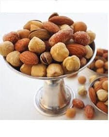 "Mixed Roasted Nuts ""Pristine""  (karisik kavrulmus cerez) - 460g"
