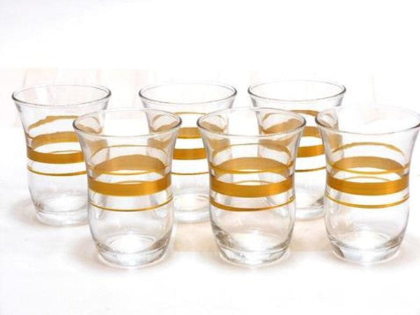 Pasabahce - Tea Glasses (6/set) 95cc