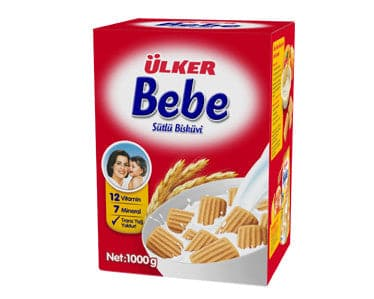Ulker Bebe Biscuits - 800Gr - Turkish Mart