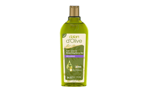 "Dalan D'Olive Shower Gel Olive Oil "" Moisturizing "" - 400l - Turkish Mart"