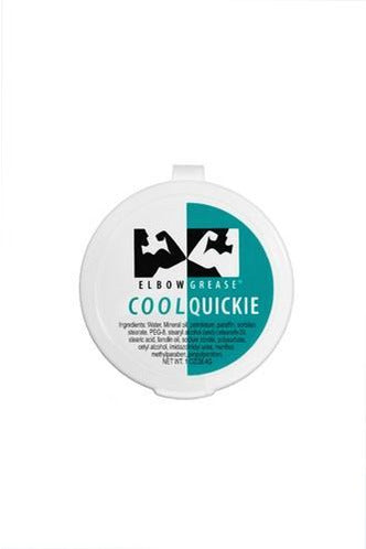 Elbow Grease Cool Cream Quickie - 1 Oz. - My Sex Toy Hub