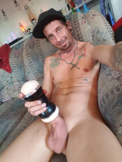 Male sex toy demo
