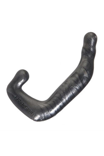 Platinum Premium Silicone - the P-Wand - Charcoal - My Sex Toy Hub