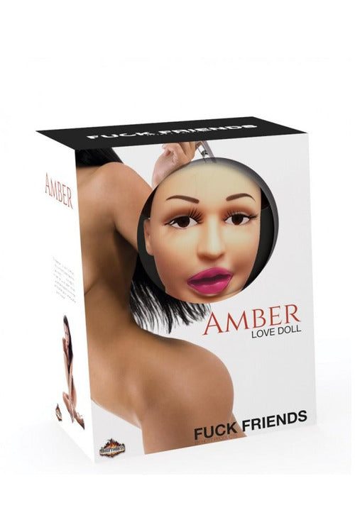 Fuck Friends Love Doll - Amber | Hott Products | My Sex Toy Hub