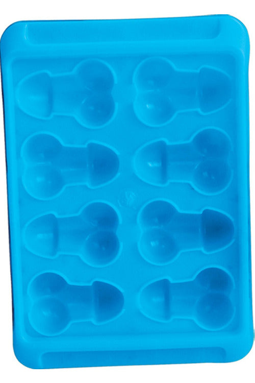 Blue Balls Penis Ice Cube Tray - My Sex Toy Hub