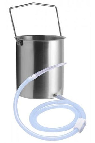 Premium Enema Bucket Kt With Silicone Hose - My Sex Toy Hub