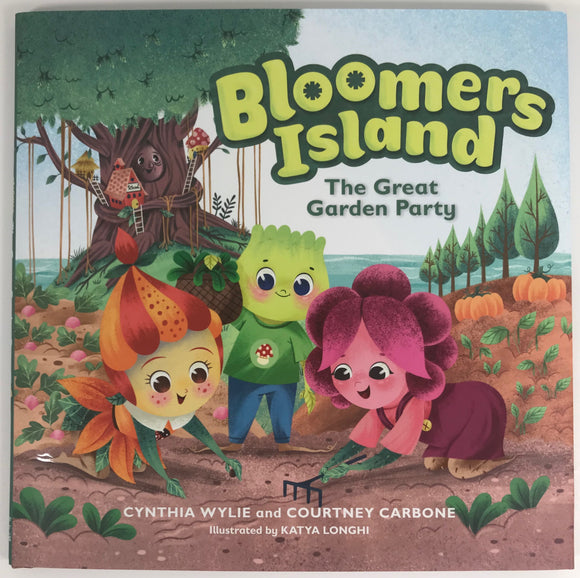 Bloomers Island Books