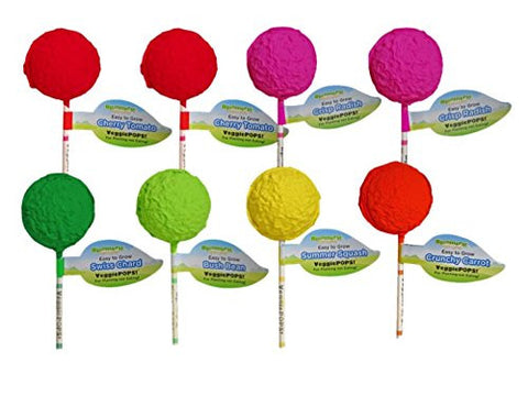 VeggiePOPS! 8 Pack Assortment