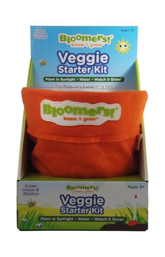 Veggie Starter Kit - Carrot