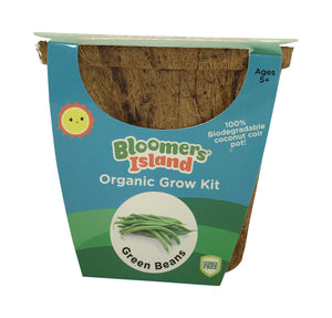 Organic Grow Kit - Green Beans