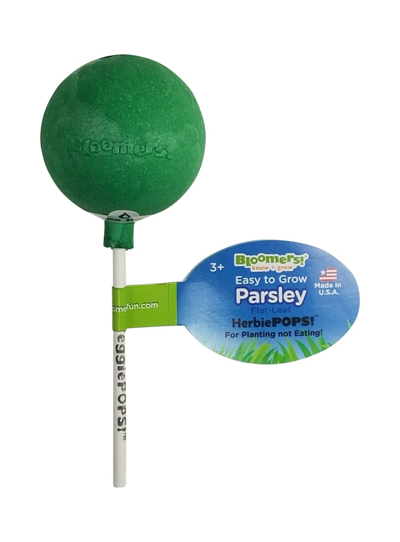 HerbiePOPS! Parsley - 3 Pack