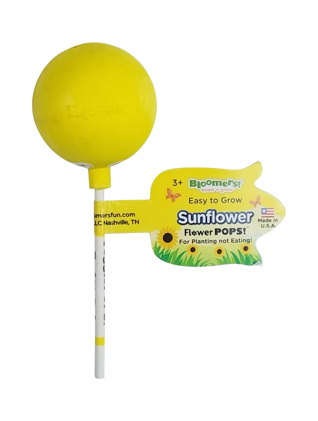 FlowersPOPS! Sunflower - 3 Pack