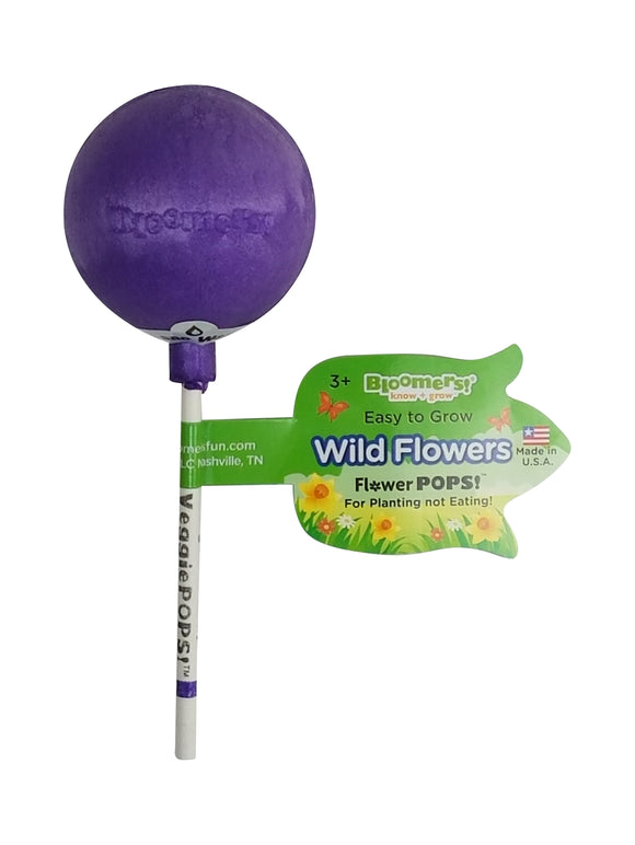 FlowersPOPS! Wildflower Mix - 3 Pack