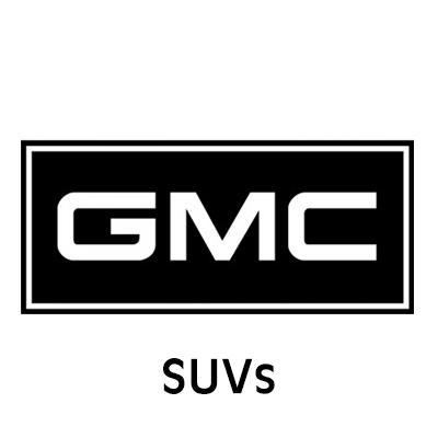 GMC SUVs heavy-duty cargo netting