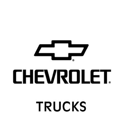 Chevrolet Trucks heavy-duty cargo netting