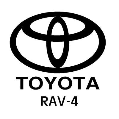 Toyota RAV-4 heavy-duty cargo netting