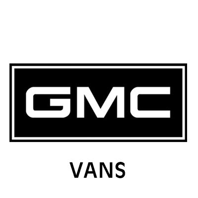GMC Vans heavy-duty cargo netting