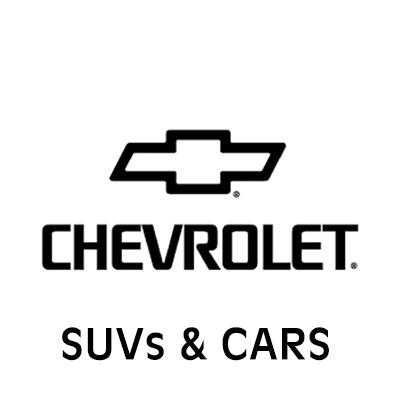 Chevrolet SUVs and Cars heavy-duty cargo netting