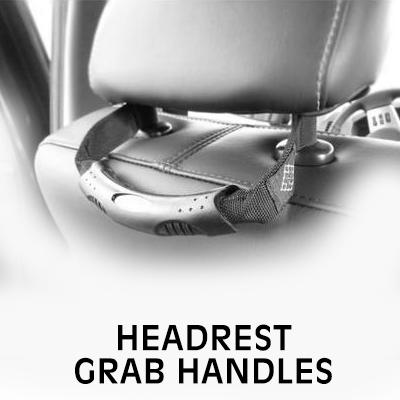 HEADREST GRAB HANDLES