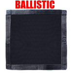 Raingler Ballistic Panel with Net Webbing