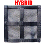 Raingler Hybrid - Net Webbing and Mesh Screening