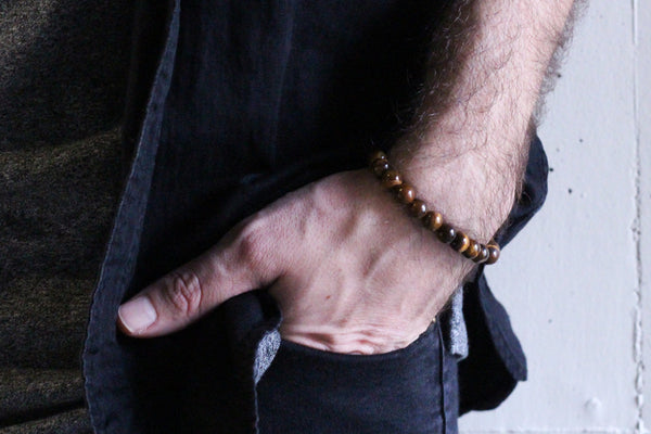 NOMAD Brown Turtoise Quartz Bracelet