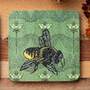 Bee Cork Coaster