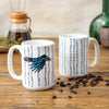 Crow 15 Oz. Coffee Mug