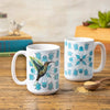Hummingbird Large 15 Oz. Coffee Mug