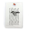 Black Crow Tea Towel