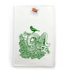 Colorado Bighorn Ram Cotton Tea Towel, Tea Towels - Two Little Fruits